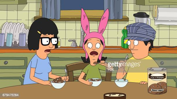 BOB'S BURGERS Teddy's back problems leave him stuck on the floor while he babysits the kids in the Zero Larp Thirty/The Laserinth'' onehour episode...