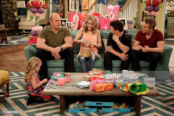 CHARLIE Teddy's Choice Teddy invites her new boyfriend Beau to her 18th birthday party but things quickly become awkward when Spencer shows up...