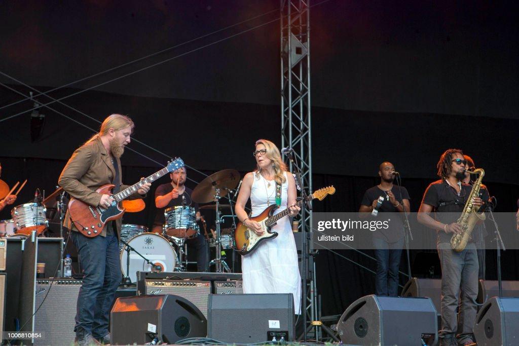 Tedeschi Trucks Band Hamburg