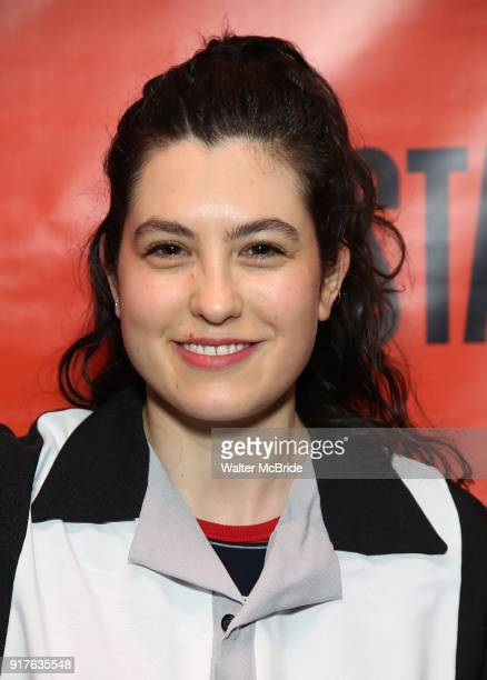 Tedra Millan attends the Second Stage Theatre 2018 Bowling Classic at Lucky Strike on February 12 2018 in New York City