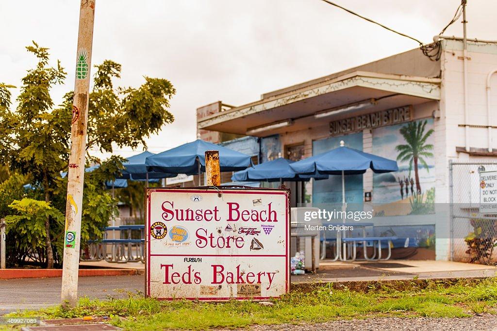 84fafeb4364d Ted s Bakery on Sunset Beach   Stock Photo