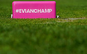 evianlesbains france tee marker during second