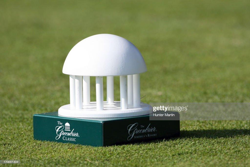 Greenbrier Classic - Round One : Nachrichtenfoto