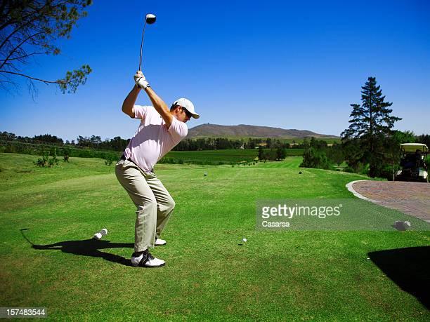 スポット - ゴルフのティー ストックフォトと画像