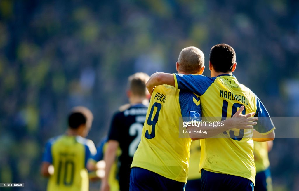 Brondby IF vs AC Horsens - Danish Alka Superliga : News Photo