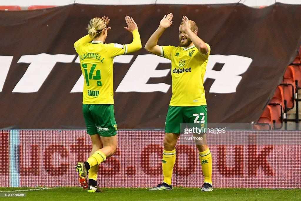 Nottingham Forest v Norwich City - Sky Bet Championship : News Photo