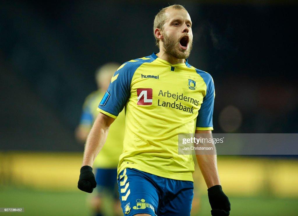 Brondby IF vs OB Odense - Danish Alka Superliga : News Photo