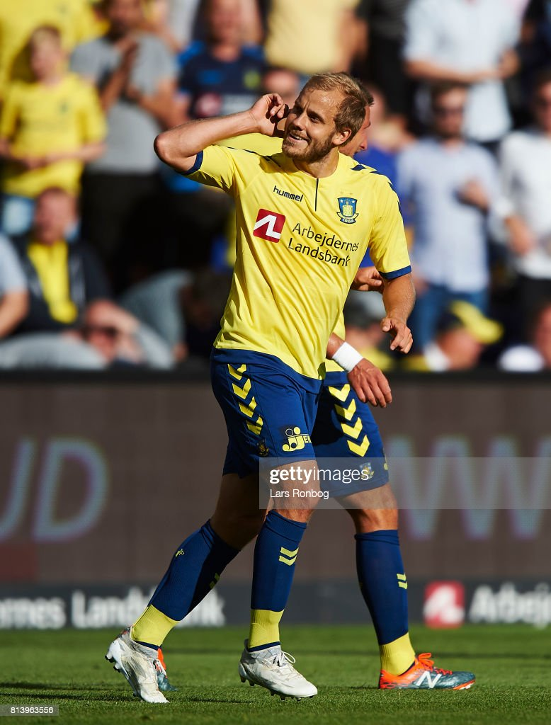 Brondby IF vs VPS Vaasa - Europa League Qualification : News Photo