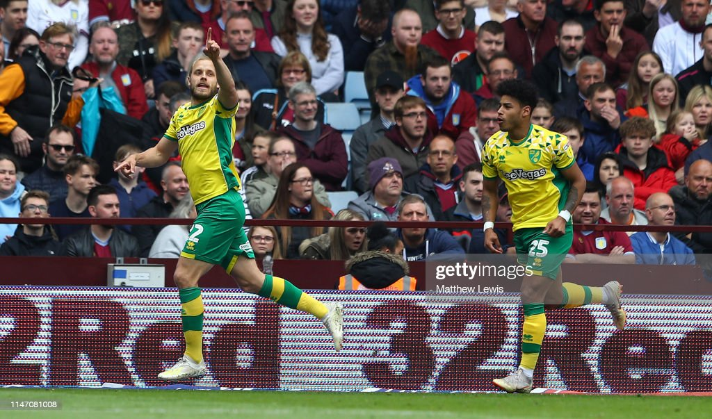 Aston Villa v Norwich City - Sky Bet Championship : News Photo
