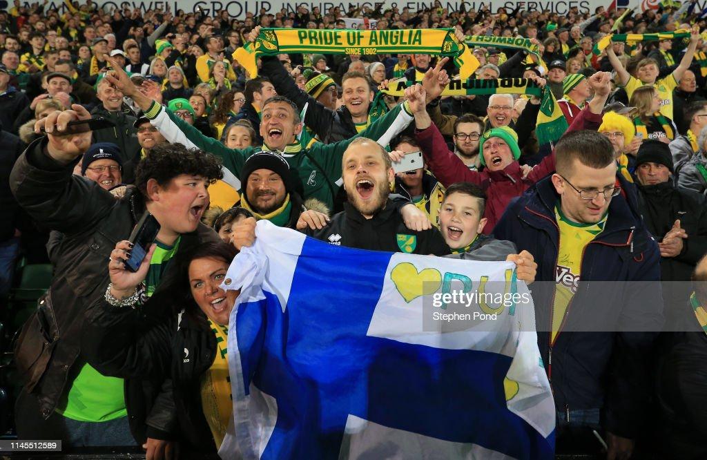 Norwich City v Blackburn Rovers - Sky Bet Championship : News Photo