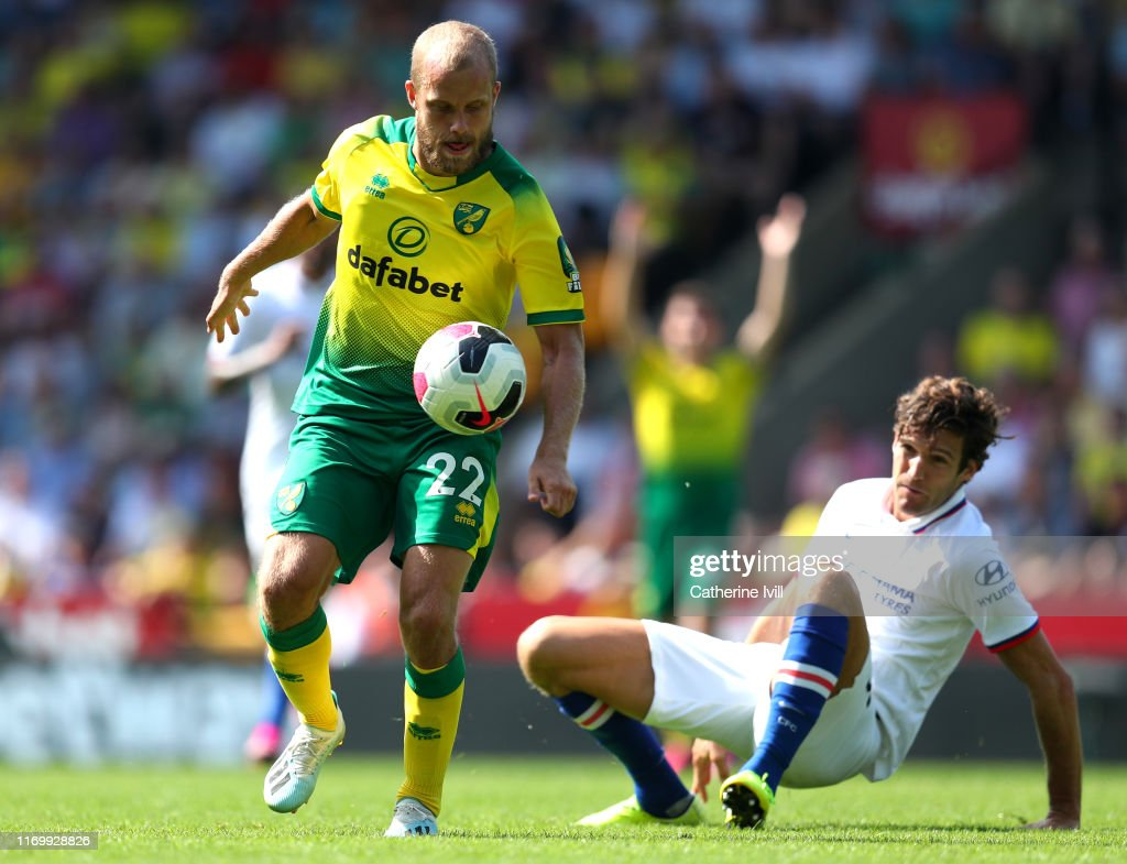 Norwich City v Chelsea FC - Premier League : News Photo