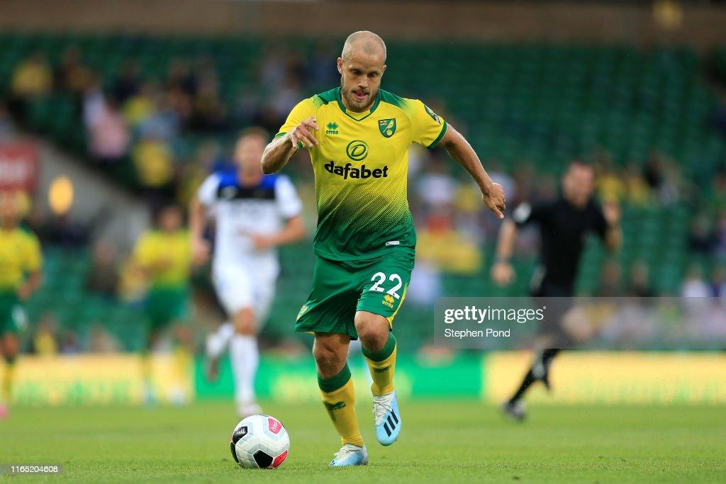 Norwich City v Atalanta - Pre-Season Friendly : News Photo