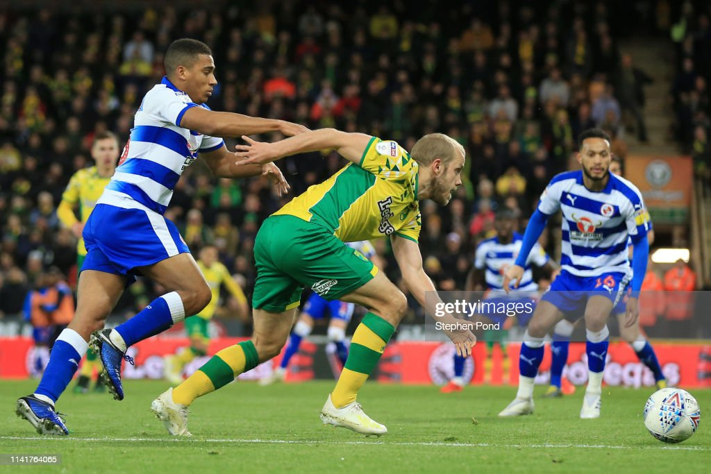 Norwich City v Reading - Sky Bet Championship : News Photo