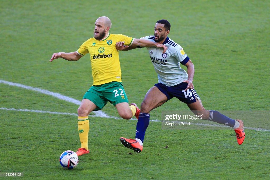 Norwich City v Cardiff City - Sky Bet Championship : News Photo