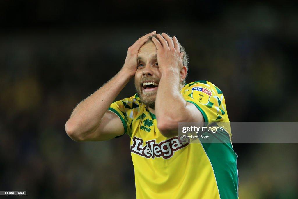 Norwich City v Blackburn Rovers - Sky Bet Championship : Fotografía de noticias
