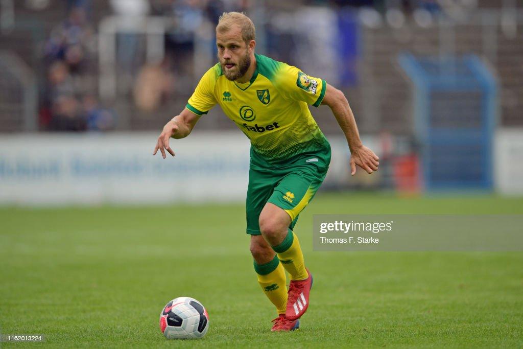 DSC Arminia Bielefeld v Norwich City - Pre-Season Friendly : News Photo