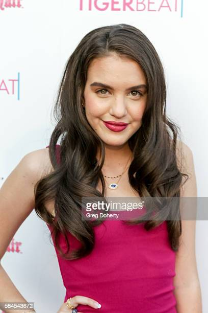 Teen Actress Lilimar Hernandez arrives at the Tiger Beat's PreParty Around FOX's Teen Choice Awards at HYDE Sunset Kitchen Cocktails on July 28 2016...