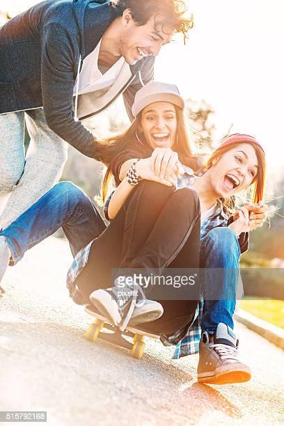 Teen fun