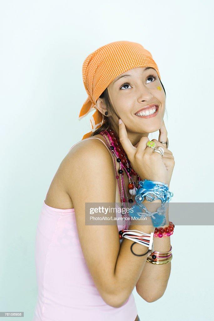 Girl sex teen fingers berry