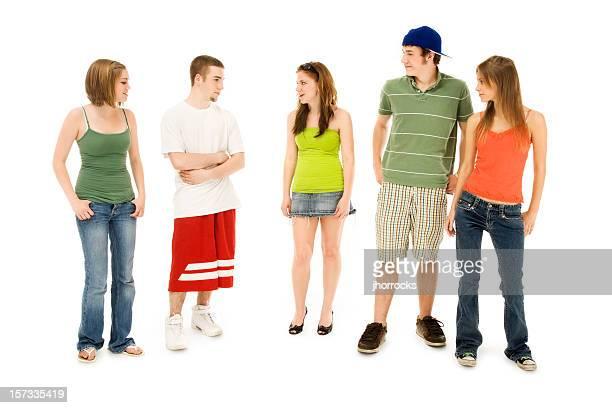 Teen Porno Kort Skjørt Gruppe Bilder
