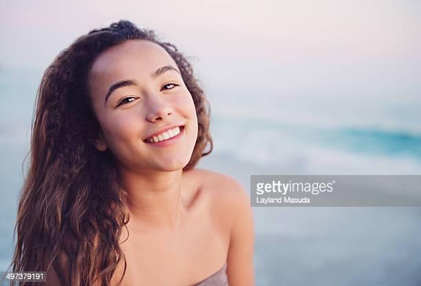 Teen Joy - Smiling Girl