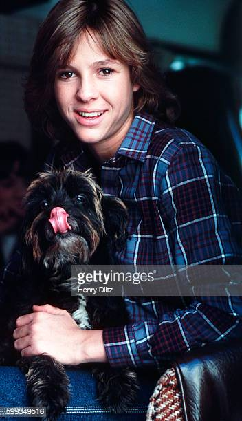 Teen movie star Kristy McNichol in 1980 just after her motion picture 'Little Darlings' McNichol acted in a number of television comedies and dramas...