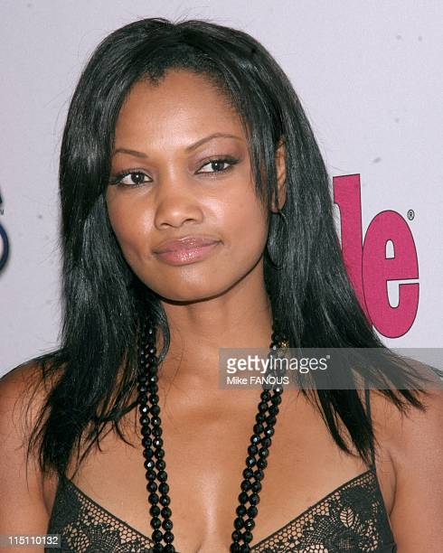 Teen People Magazine celebrates 2nd annual Young Hollywood Issue in Hollywood, United States on August 13, 2005 - Garcelle Beauvais-Nilon at the...