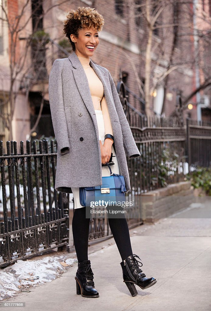 Elaine Welteroth, Vensette, March 17, 2015