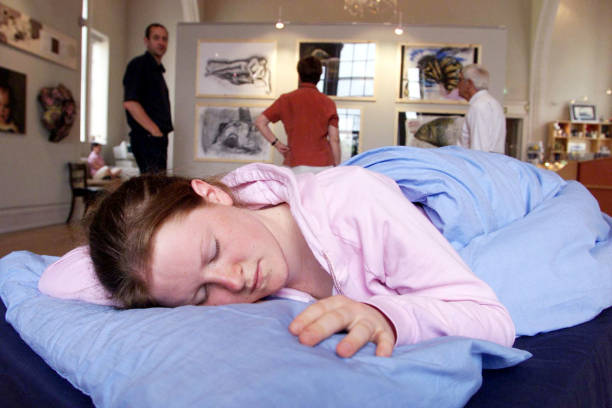 Art Student Bed Pictures | Getty Images