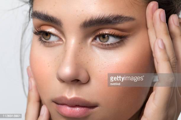 teenage beauty - pessoas bonitas imagens e fotografias de stock