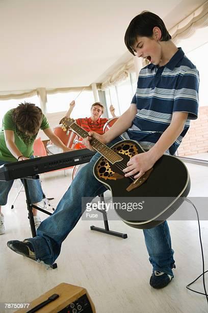 Teenage Boy Band