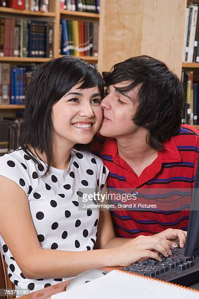 College girl dating high school boy