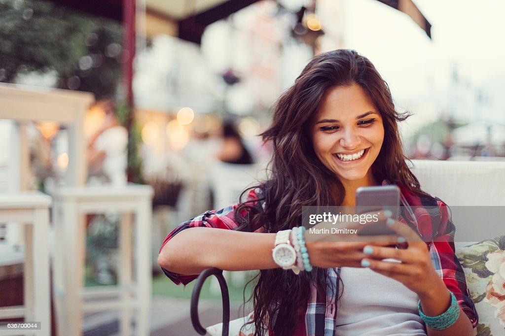 Teenage girl dating