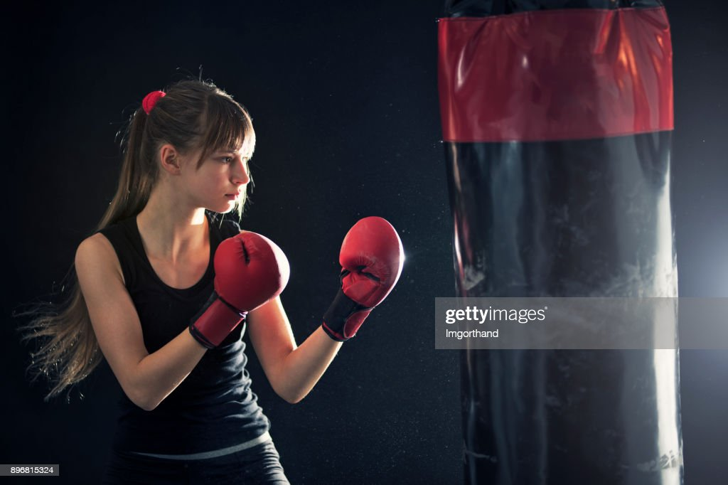 Girl boxers tgp