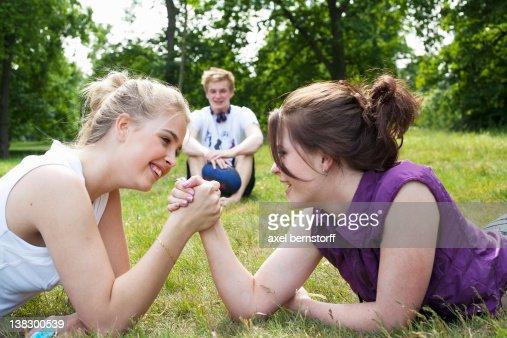 Teen girls in panties pic-5187