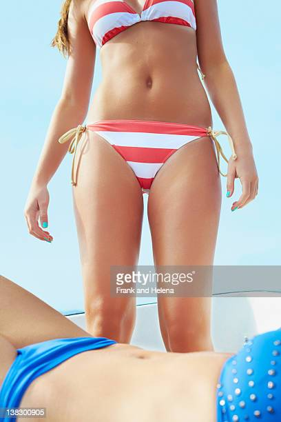 teenage girls on sailboat - hot teen stock photos and pictures
