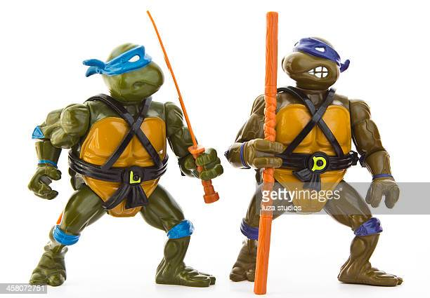 Teenage Mutant Ninja Turtles - Figurines