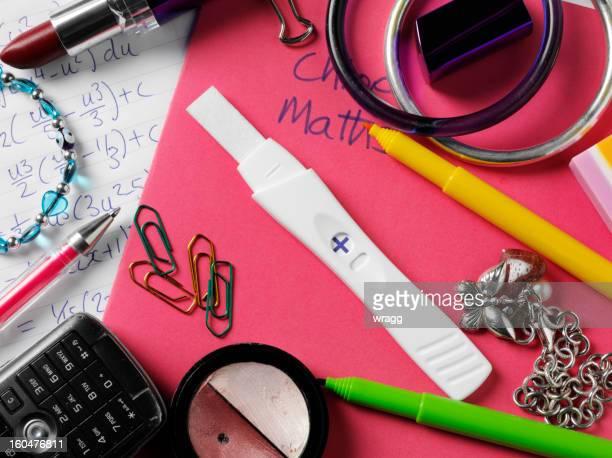 Teenage Pregnancy Test at School