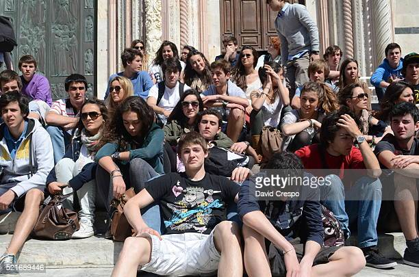 Teenage Tourists