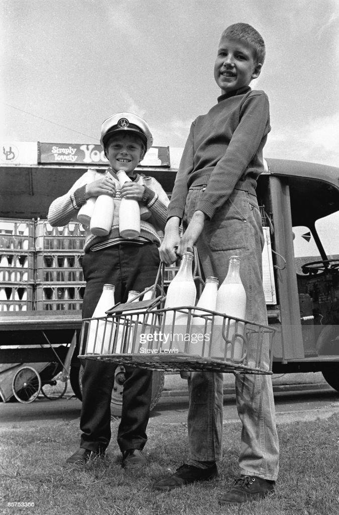 I Was A Teenage Milkman : News Photo