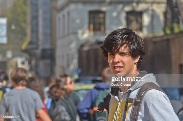 Teenager on Rome