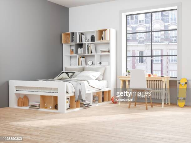 teenager room - carpet decor stock pictures, royalty-free photos & images