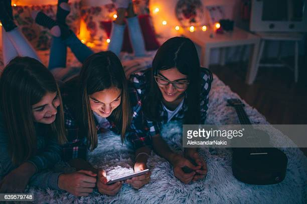 Teenagers and social networking