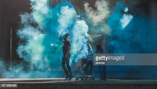 60 Top Smoke Bomb Pictures, Photos, & Images - Getty Images