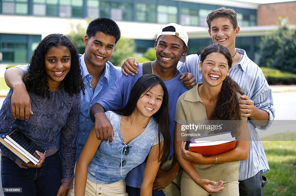 Teenagers : Stock Photo