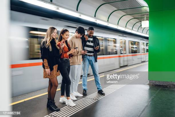teenagers social issues - transportation building type of building stock pictures, royalty-free photos & images