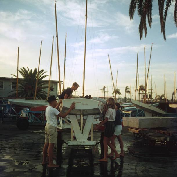 San Diego Boatyard