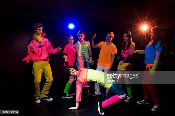Danza de los adolescentes