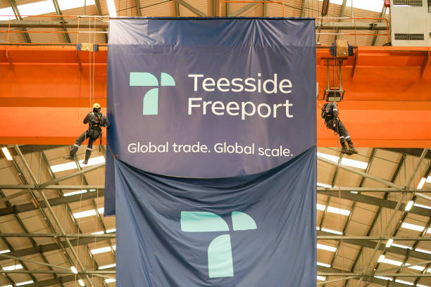 GBR: Tees Valley Mayor Officially Launches Teesside Freeport