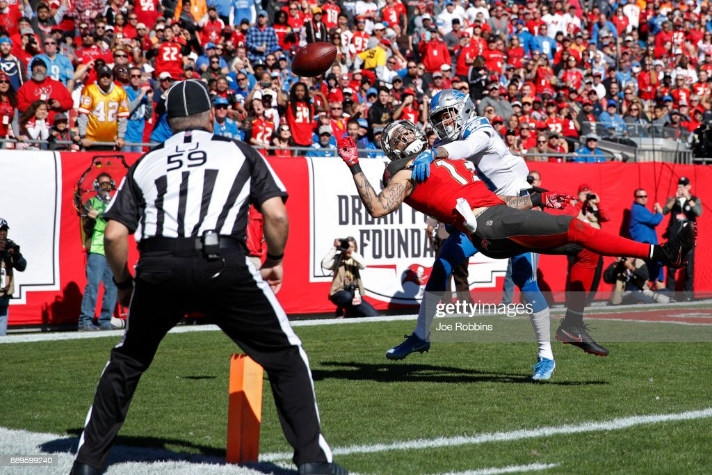 Detroit Lions v Tampa Bay Buccaneers : News Photo